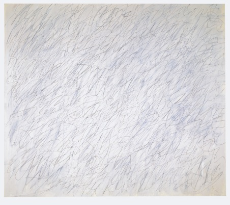 Cy Twombly; Nini's Painting; 1971 (Roma)